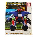 EMCO Lego Robobrix Blue Horizon (Merchant) - Building Set Occupation