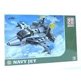 EMCO Navy Jet - Building Set Transportation