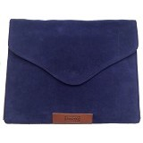 "EMICOO Gripping Envelope 15.6"" - Blue Navy (Merchant) - Notebook Sleeve"