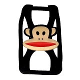 EMPIRE Bumper Silicone Universal Character Monkey (Merchant) - Casing Handphone / Case