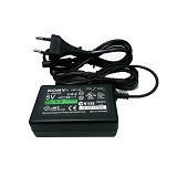 EMPIRE Charger  Sony PSP 1000/2000/3000/ AC Adaptor OP- Black (Merchant) - Video Game Accessory