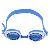 EMPIRE Swimming Googles Waterproof Adjustable Glasses for Kid - Blue (Merchant) - Kacamata Renang