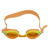 EMPIRE Swimming Googles Waterproof Adjustable Glasses for Kid - Orange (Merchant) - Kacamata Renang