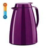 EMSA Basic Vacuum Jug [508721] - Blackberry - Kendi / Pitcher / Jug