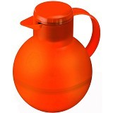 EMSA Samba Tea Vacuum Jug [509157] - Translucent Orange