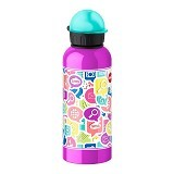 EMSA Teens Drinking Flask Chat [514410] - Botol Minum