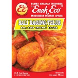 ENAK ECO Bumbu Bali Daging / Telur 70gr - Bumbu Instan Daging