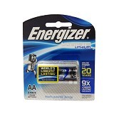ENERGIZER Baterai Lithium Ultimate A2 Bp2 - Battery and Rechargeable