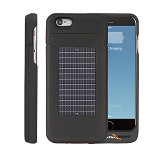 ENERPLEX Surfr for Apple iPhone 6 - Black - Casing Handphone / Case