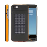 ENERPLEX Surfr for Apple iPhone 6 - Orange - Casing Handphone / Case