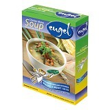 ENGEL Instant Chicken Maize Soup Box 50gr [P000623] - Instan Sup