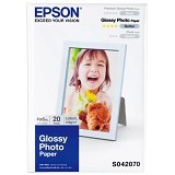 EPSON 4R Glossy Photo Paper (Merchant) - Kertas Foto / Photo Paper