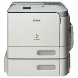 EPSON C300DN+DP120205 - Printer Bisnis Laser Color