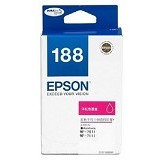 EPSON Magenta Ink Cartridge [C13T188390] - Tinta Printer Epson