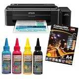 EPSON Printer L310 SUN Pigment Pro Ink - Printer Bisnis Inkjet