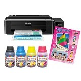 EPSON Printer L310 SUN Premium Ink NFI - Printer Bisnis Inkjet