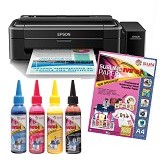 EPSON Printer L310 SUN Sublime Max Ink - Printer Bisnis Inkjet