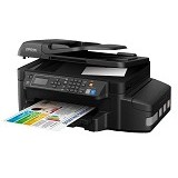 EPSON Printer [L655] - Printer Bisnis Multifunction Inkjet
