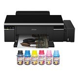 EPSON Printer  L800 SUN Premium Ink NFI - Printer Ink Jet