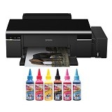 EPSON Printer  L800 SUN Sublime Max Ink - Printer Bisnis Inkjet