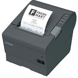 EPSON TM-T88V Ethernet & USB - Black - Printer Label & Barcode
