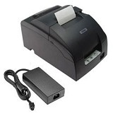 EPSON TM-U220D Parallel - Black - Printer Pos System