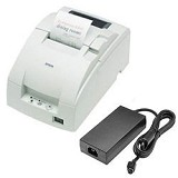 EPSON TM-U220D Parallel - White - POS Printer