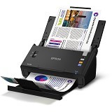EPSON WorkForce Color Document Scanner DS-520 - Scanner Manual Feeding