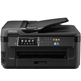EPSON WorkForce WF-7611 - Printer Bisnis Multifunction Inkjet