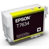 EPSON Y 25,9ML Ink Cart Cartridge C13T763400
