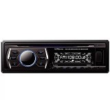 EQUINOX Head Unit Dvd - Hitam - Audio Video Mobil