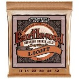 ERNIE BALL Earthwood Light Phosphor Bronze Acoustic Guitar Strings [2148] - Senar Gitar