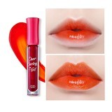 ETUDE HOUSE Dear Darling Water Gel Tint [OR202] - Orange Red (Merchant) - Lip Gloss & Tints