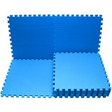 EVAMATS Karpet Puzzle - Dark Blue - Gym and Playmate for Baby / Kids