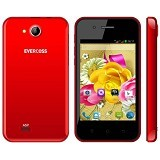 EVERCOSS A5P - Red - Smart Phone Android