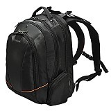 EVERKI Flight Checkpoint Friendly Backpack [EKP119] - Black - Notebook Backpack