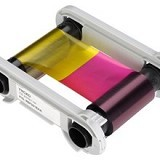 EVOLIS Color Ribbon YMCKOK [R6F003SAA] - Pita & Label Printer Lainnya