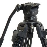 EXCELL Tripod Video VT 802 (Merchant) - Tripod Combo With Head
