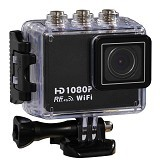 EXCLUSIVE IMPORTS AT200 Outdoor Sport Camera Water Proof Diving Ultra Wide Angle Lens [C09020000040601] - Camera Underwater