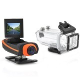 EXCLUSIVE IMPORTS AT90 Outdoor Sport Camera Water Proof Diving [C09020000056401] - Camcorder / Handycam Flash Memory