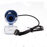 EXCLUSIVE IMPORTS Blue Eye 30FPS High Quality Webcam [A05120000020701] - Web Cam Clip-on
