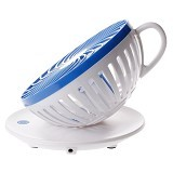 EXCLUSIVE IMPORTS Coffee Cup USB Fan - Blue - Kipas Angin Meja