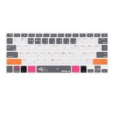 EXCLUSIVE IMPORTS Ecola EA011STW Patent Air Guiding Keyboard Membrane [A04010000070001]