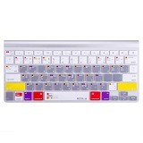 EXCLUSIVE IMPORTS Ecola  EA012S Patent Air Guiding Keyboard Membrane [A04010000040001] - Keyboard Cover Protector