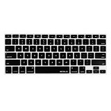 EXCLUSIVE IMPORTS Ecola EA015S Patent Air Guiding Keyboard Membrane [A04010000110001] - Black - Keyboard Cover Protector