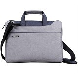 EXCLUSIVE IMPORTS Kingsons KS3093W Hand Shoulder Bag for 13.3 Inch [I01030000053702] - Grey - Notebook Carrying Case