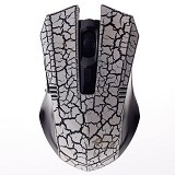 EXCLUSIVE IMPORTS MMSM Chap Shell 5 Keys Wired Game Mouse [A05020001650601] - White