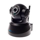 EXCLUSIVE IMPORTS Siepem S5001Y-BW  720P IP Camera [E04030001500601] - Black - IP Camera