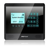 EXCLUSIVE IMPORTS WOLF-Guard YL-007M2BX Bla [E04020000630601] - Kunci Digital / Access Control