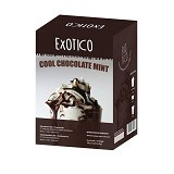 Exotico Cool Chocolate Mint Drink 5x30g (Merchant) - Coklat Bubuk & Kemasan